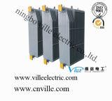 tipo radiador de la placa de 480m m para las piezas del transformador
