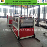 Maquinaria 1220mm da produção da extrusão da placa da espuma da crosta do PVC