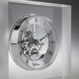 Часы стола роскошной таблицы кристаллический для домашнего украшения M-5096