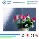 유리제 문을%s 5mm 청동에 의하여 서리로 덥는 Obsured 장식무늬가 든 유리 제품