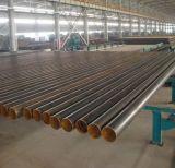 Tubo de acero laminado en caliente de ERW para el material de construcción