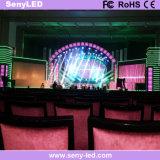 Mur visuel polychrome de l'écran HD DEL d'étape de performance d'événement (P3.91mm)