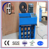 중국 큰 할인을%s 가진 신속 변경 공구를 가진 새로운 승진 유압 호스 주름을 잡는 기계