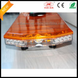 Dome ambrato LED Lightbar con Spotlights per pubblica sicurezza