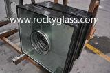 Baixo-e vidro de isolamento de Sgg AGC