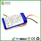Pak van de Batterij van de Fabriek 7.4V 2200mAh van Shenzhen het Li-Ionen