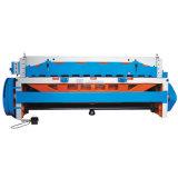 重い切断Q11-4X2000電気金属板のせん断機械