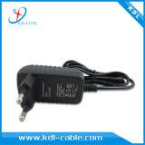 ¡Alta calidad! Cargador de la cantidad de la pared del adaptador 12V 2A de la corriente continua de la CA