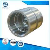 O OEM presta serviços de manutenção a anéis de aço forjados elevada precisão para os rolamentos do grande diâmetro