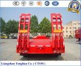 Schwerer Geräten-Transport Niedrig-Ladevorrichtung LKW-Schlussteil