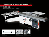 Schieben von Table Panel Saw Woodworking Machine mit Cer Certification