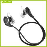 Fone de ouvido estereofónico de Bluetooth dos auriculares do esporte sem fio de Handfree para o portátil