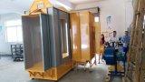 Cabina manuale della pittura della polvere di Colo per mobilia