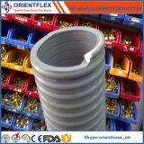 Гибкий цветастый шланг всасывания PVC