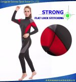 Factory Outlet Custom Practical Neoprene Costume de surf élastique de femme