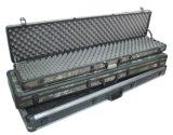 Gun de aluminio Caso con Highquality Black Custom (HG-019)