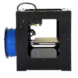 DIY 3Dプリンターキット小型3D機械16GB SDカードの束Cable+Filamentのサンプル