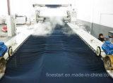 Las telas del Knit abren la compactadora para la máquina de materia textil