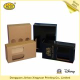 Custom Your Own Design Kraft Paper Packaging Caixas (JHXY-PBX16061)