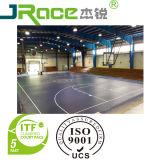 Крытый PU Badmintion кремния/спорт Suface баскетбольной площадки