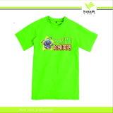 ساطع - خضراء [أم] عالة رخيصة يعلن ترويجيّ قطر يطبع [ت-شيرت] ([ر-97])