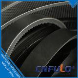 Variabler Geschwindigkeits-V-Gürtel, industriell, landwirtschaftlich, Roller gegen Riemen