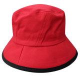 Sombrero de cuchara en tela floral (BT005)