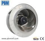 400 мм Ec Центробежный вентилятор - DC вход