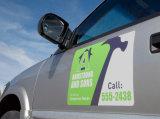 Оптовые напечатанные цифров знаки водоустойчивого автомобиля высокого качества магнитные