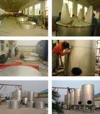 Réservoir d'acier inoxydable