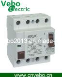 Nfin RCDの残りの現在の装置、回路ブレーカ、スイッチ、接触器、リレー