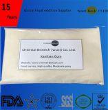 Fournisseur pharmaceutique de maille de la pente 40 de gomme de xanthane