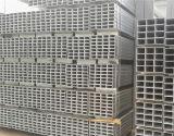 ASTM bien formado A500 GR. GR. Tubos de acero cuadrados galvanizados sumergidos calientes de B Q235B