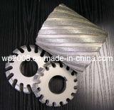 Muela abrasiva del diamante, rueda de GRP, rueda de FRP, cortando la rueda