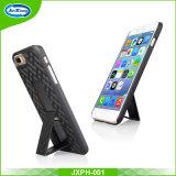 더하기 iPhone 7을%s Kickstand를 가진 이동 전화 상자