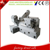Ck80L CNC-Maschinerie-Schräge-Bett CNC-Drehbank-Maschine für Verkauf