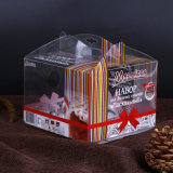 Scatola da pasticceria di plastica stampata abitudine per il compleanno (scatola da pasticceria dell'ANIMALE DOMESTICO)