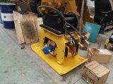 Placa de la compactación de los recambios R220 del excavador de Hyundai