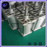 Festo doppelter Kolben-justierbarer verantwortlicher pneumatischer Zylinder