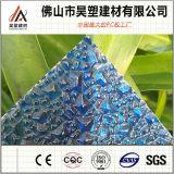 고품질 다이아몬드에 의하여 돋을새김되는 폴리탄산염 장 PC 장