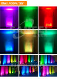 Arandela de la pared del LED 36PCS*3W RGB 3in1
