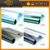 Pellicola riflettente blu calda della tinta della costruzione della finestra di vetro di vendita 20%