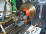 Rail Simulator Tester Sistema Común
