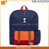 Bon sac à dos rose de sacs d'école d'enfants d'enfant en bas âge pour l'âge 3