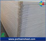 feuille/panneau sans plomb imperméables à l'eau légers de mousse de PVC de 4 ' x8