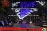 Camino solar luz de la decoración, la luz LED de Navidad de vacaciones