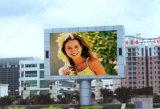 옥외 광고를 위한 P6 SMD3535 풀 컬러 발광 다이오드 표시