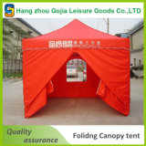 Zoll 10X10 druckte Förderung kundenspezifisches Kabinendach-Zelt für Verkauf