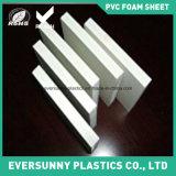 Wit Blad van uitstekende kwaliteit 19mm van het pvc- Schuim Forex het Blad van het Schuim