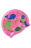 Heiße verkaufensilikon-Schwimmen-Schutzkappe mit kundenspezifischem Firmenzeichen